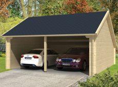 40x0800-13-P01 Garage kapschuur tuindeco nysse houthandel woertink rheeze hardenberg ommen