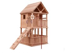 Speeltoestel BONOBO woodvision basic houthandel woertink rheeze hardenberg ommen