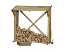Haardhoutberging aster woodvision hillhout basic houthandel woertink