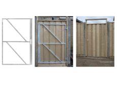 Poortframe deur maatwerk houthandel woertink rheeze hardenberg ommmen (5)